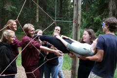 2018 Aufbaukurs II - Erlebnispädagogik